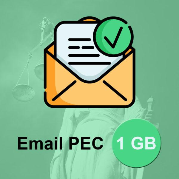 email pec standard 1 gb