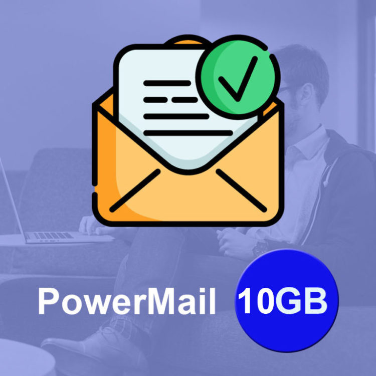 powermail 10 gb