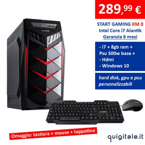 computer km zero i7