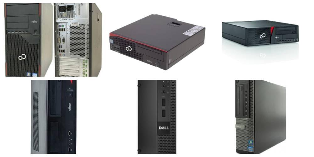 Computer fissi ricondizionati pronti e da personalizzare – maggio 2021