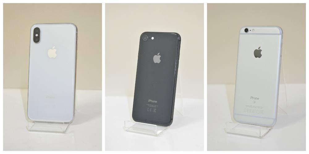 Apple iPhone ricondizionati – vari modelli – maggio 2021