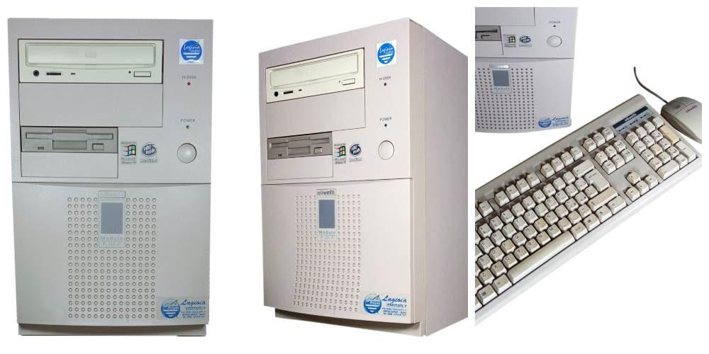 Scheda: Olivetti Modulo P 133 T Model HE2